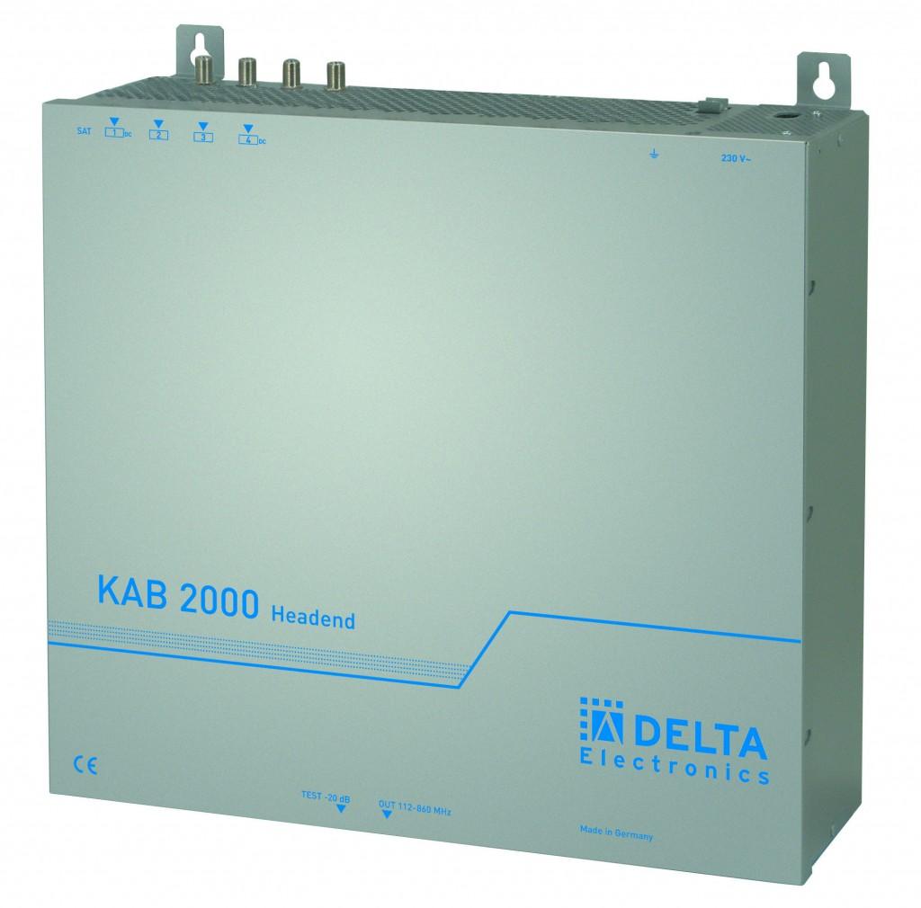 Delta KAB2000 Kopfstation