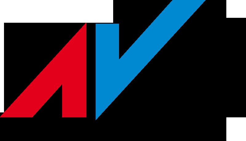 AVM Logo farbig RGB